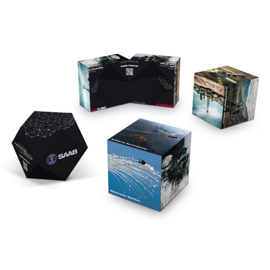 Promotional Toys Magnetic Magic Cube with Logo Branding