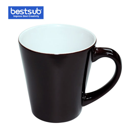 b58c9e90187 Bestsub Cone Shaped Ceramic Color Change Magic Photo Mug (B3CB-B) pictures &