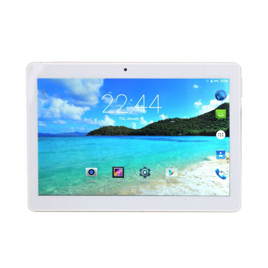 10 Inch 4G Tablet with Android 9.0 Dual SIM Card 2GB 32GB