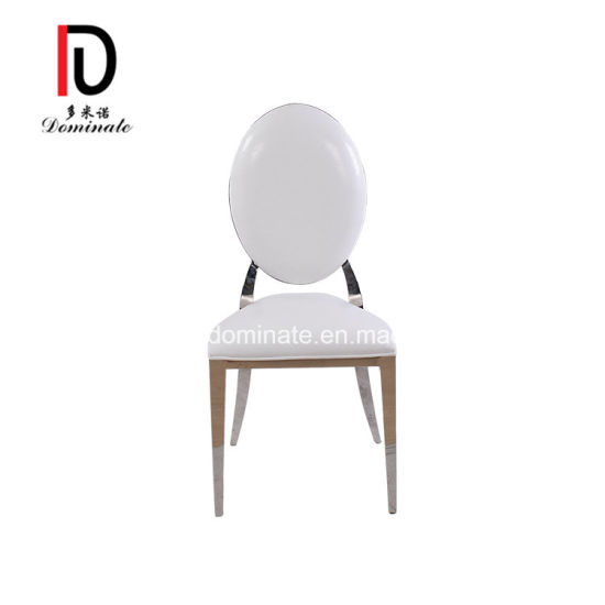 Guangzhou Popular Stainless Steel Dining Resturant Chair
