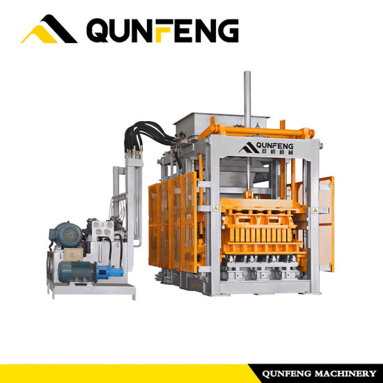 Qf2000 Paver Block Machine Production Line pictures & photos