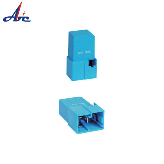 Hot Selling Blue 30A 1.6W Relay Switch Manufacturer