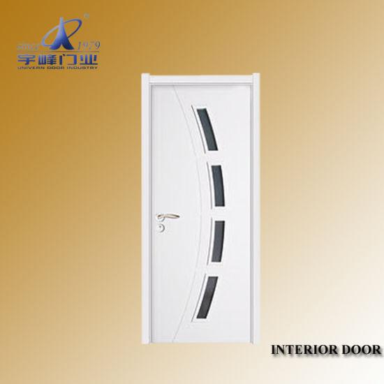 China Soundproof Interior Office Doors China Wooden Door Solid