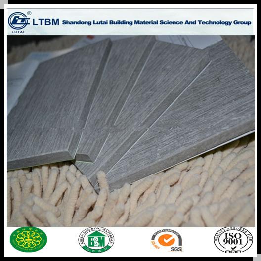 Non Asbestos Fiber Cement Board Fireproof Wall