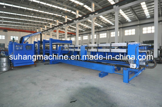 (SHPU23) Fully Automaticpu Continuous Sandwich Panel Production Line pictures & photos