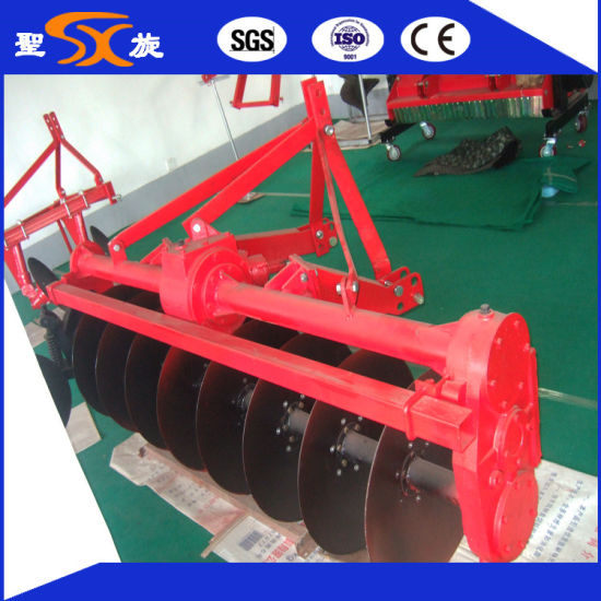 Six Discs Excellent Paddy Field Gearbox-Driven Disc Cultivator /Plough pictures & photos