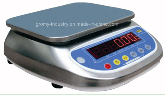 Electronic Digital Waterproof Table Scale Weighing Scale pictures & photos