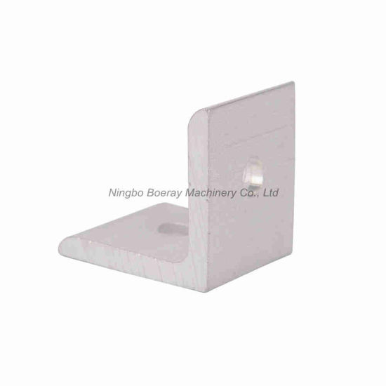 30 Series 2 Hole Angle Joint Plate for T Slot Aluminum Profile pictures & photos