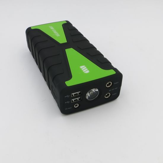 Multi-Function Car Battery Booster Mobile Jump Starter Power Supply with USB/DC pictures & photos
