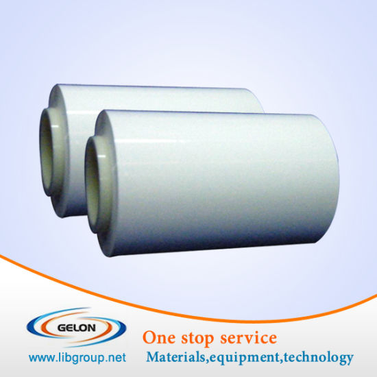 Lithium Ion Battery PE Separator for 16 20 25 Micron Thickness (GN-20UM) pictures & photos