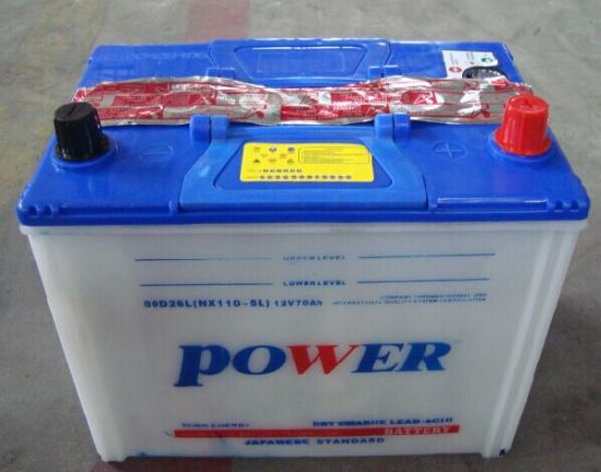 N70 Dry Charged Heavy Duty Truck Battery pictures & photos