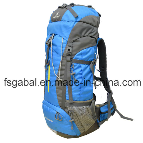 50L Best Outdoor Lightweight Waterproof Nylon Sports Bag Backpack pictures    photos a6f3acd794575
