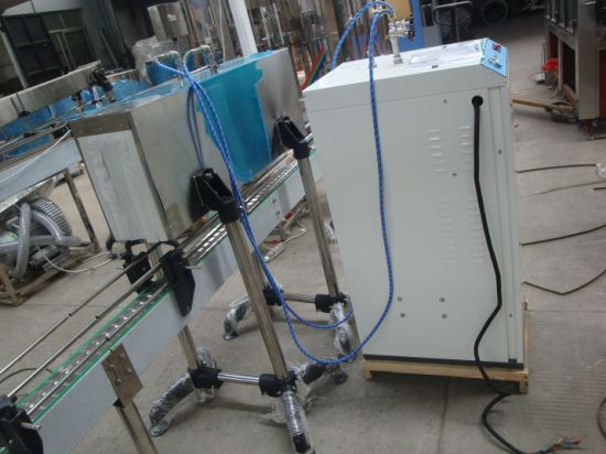 Steam Shrink Labeling Machine for Mineral Water (BBS-1)