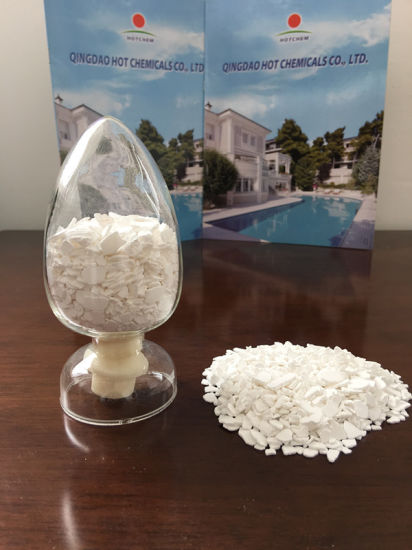 Calcium Chloride Powder/Flake/Granule/Pellet with Reach pictures & photos