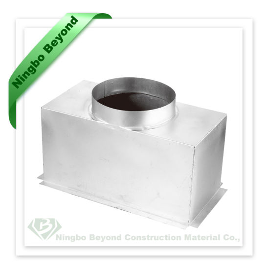 HVAC Duct Fittings, Duct Plenums, Return Air Box Assembly Plenum