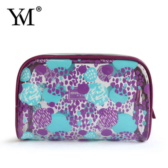 Customized Print Factory Wholesale OEM Top Quality PVC Clutch Bag pictures & photos