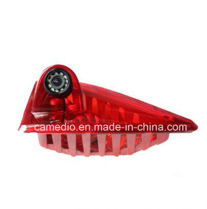 Sharp CCD/Sony CCD Brake Lights Rear View Camera for Renault Master, Opel Movano, Nissan Nv400 pictures & photos