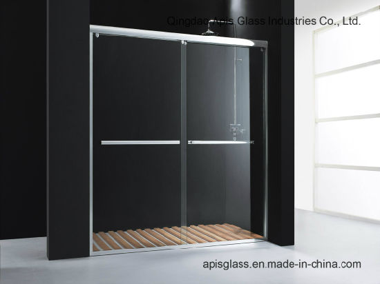 China 38 12shower bathroom panel screen glass interior door 38 12shower bathroom panel screen glass interior door glass tempered safety glass with ce sgcc planetlyrics Gallery