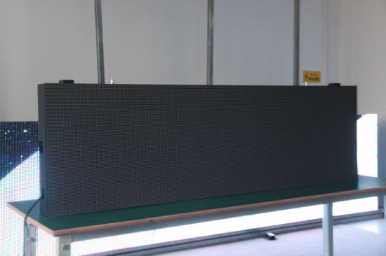 P5 Full Color Outdoor 1.6mx0.48m LED Display for Advertising Signs pictures & photos