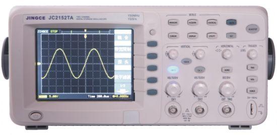 JC2062TA Digital Storage Oscilloscope