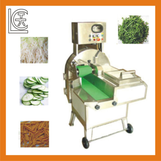 305 Vegetable Slicing Machine pictures & photos
