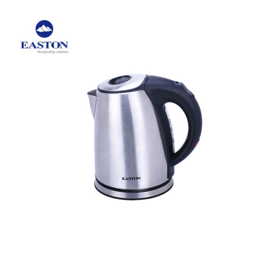 High Quality 1.0L Stainless Steel Electric Kettle with Water Window