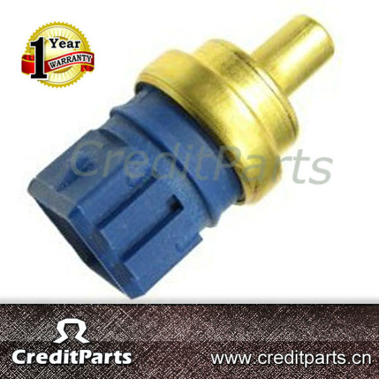 Temperature Sensor Guage Switch 059919501/ 078919501b 4-Wire Plug, Blue in Color for Volkswagen/VW