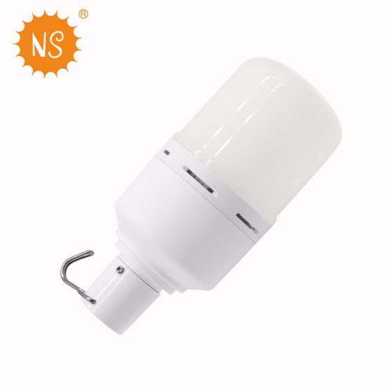 Five Gear Dimming Magic LED Light Bulb Household Emergency Lamp