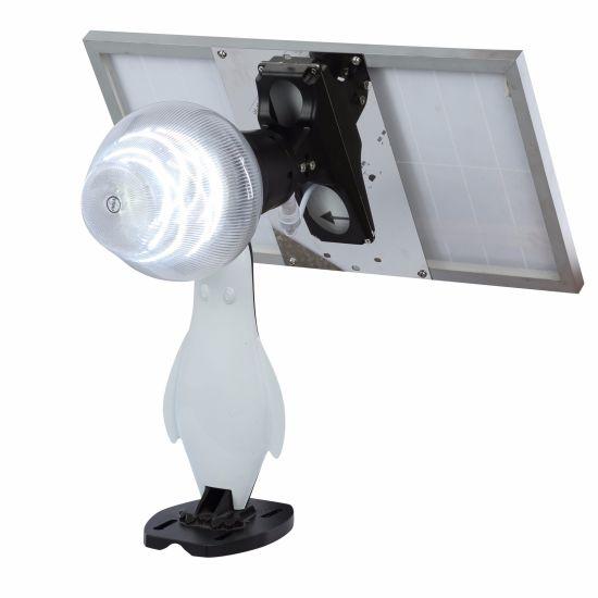20W 2 Years Warranty Lifepro4 Battery Solar Moon Garden Light