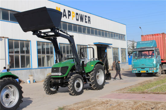 China Supplier Map1004 100HP Pto Hydraulic Pump Tractor