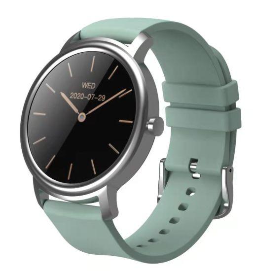 2021 Newest Smartwatch Bt 5.0 IP68 Waterproof Sleep Monitor Fitness Tracker Smart Watch Mibro Air Smartwatch Gift Watch Smart Phone
