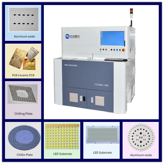 CO2 Laser Ceramic Cutting Machine pictures & photos