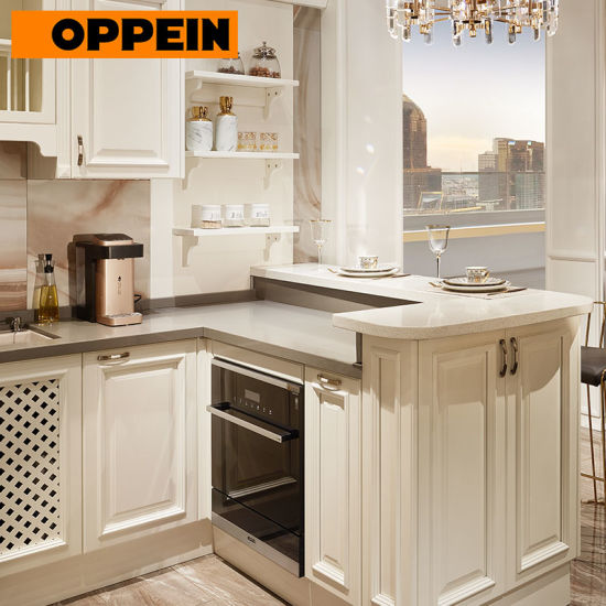 China Kitchen Almirah Designs Plywood Cabinet Solid Wood Kitchen