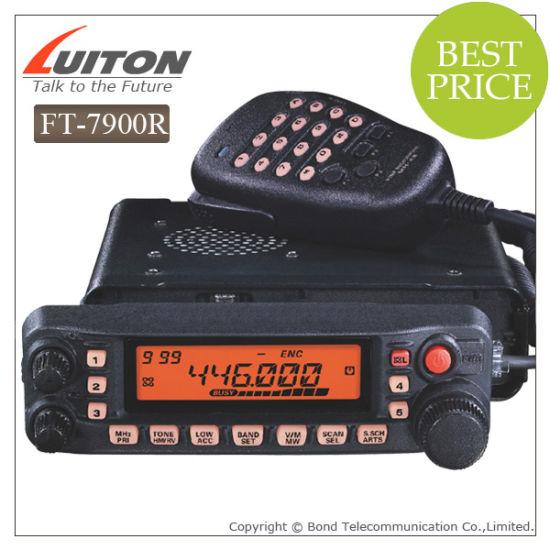 Dual Band Car Radio Ft-7900r Mobile Radio