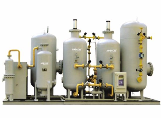 Psa Industrial Nitrogen Generator Gas Purify 99.9%