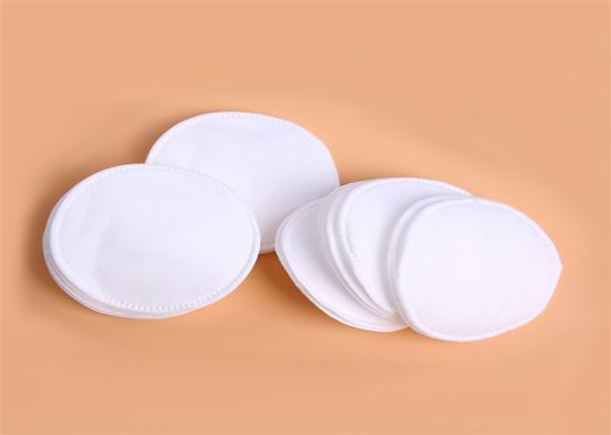 100PCS Natural Skin Care Wholesales Make up Cotton Facial Puff Pad
