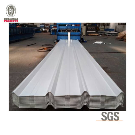 Ibr and Corrugated Roof Sheet for Sale for South Africa Market