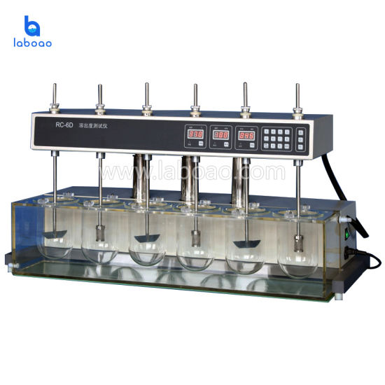 Six Cups Dissolution Tester with National Standard (Chinese Codex) / 2015