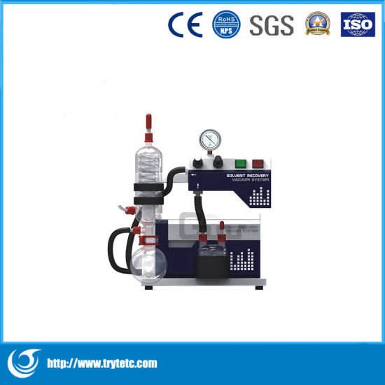 Solvent Recovery Vacuum System/Laboratory Instruments
