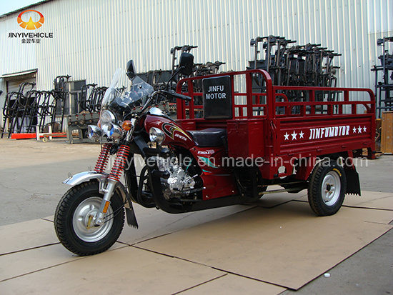 China Adult Electric Motorcycle/3 Wheel Cargo Electric Tricycle/Electric Auto Rickshaw on Sale