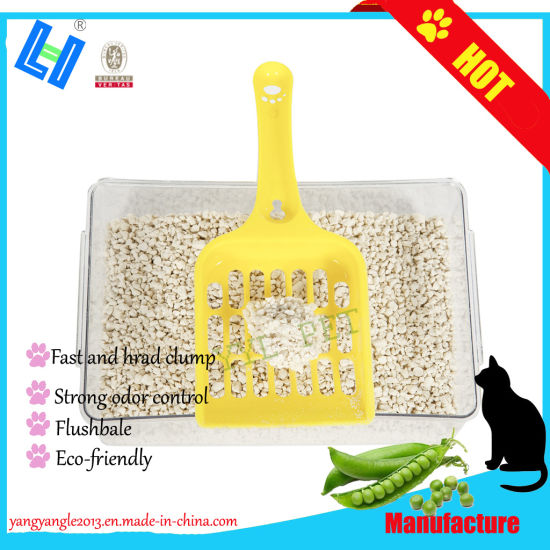 Save Use Irregular Tofu Cat Litter