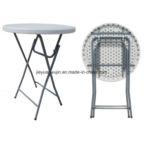 Cool Outdoor Commercial Round Plastic Bar Height Folding Cocktail Table Jy T15 Onthecornerstone Fun Painted Chair Ideas Images Onthecornerstoneorg