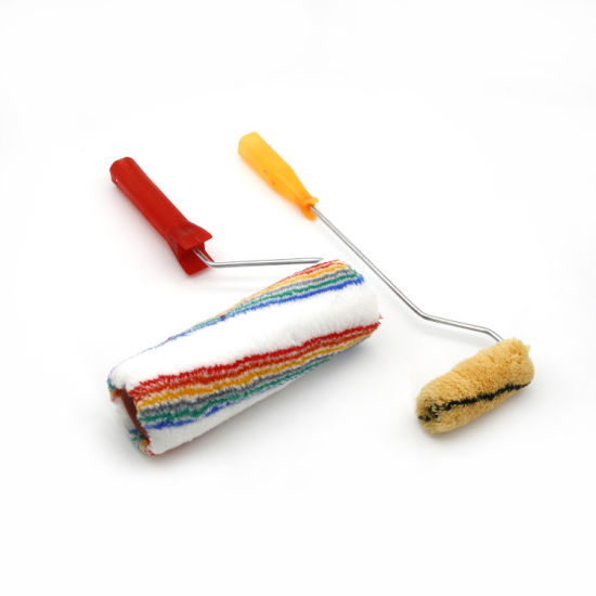 Decorative Paint Brush Roller Brushes, Blending Roller with Handle, Acrylic Paint Roller pictures & photos