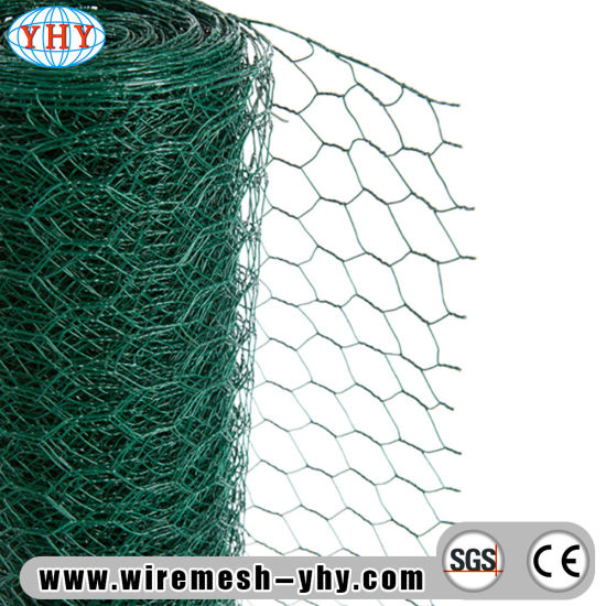 China PVC Coated Metal Wiremesh Garden Fence Farm Fence - China ...