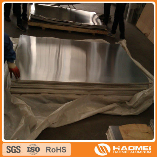 Aluminium Plate 1050 H24 for Cable Tray pictures & photos