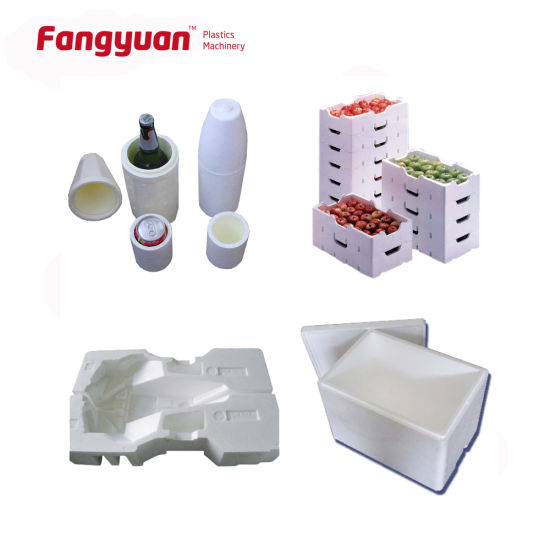 EPS Machine Seed Tray Flower Tray Making Machine pictures & photos