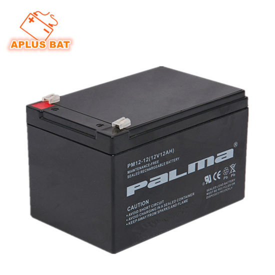 Wholesale 12V 12ah Maintenance Free Storage Batteries for UPS System pictures & photos