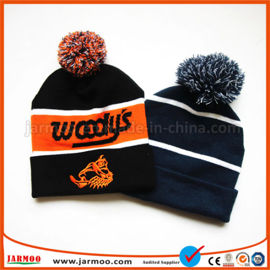 bbefbafd51e China Personalized Warm Knitted Hat for Advertising - China Beanie ...