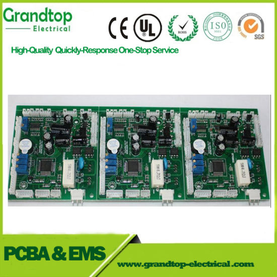 PCBA PCB Electronic Circuit Board Contract Manufacturing Services pictures & photos