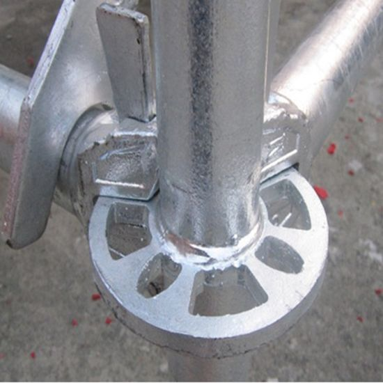 Heavy Duty Steel Ringlock Scaffold Formwork System